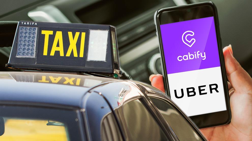 uber precios