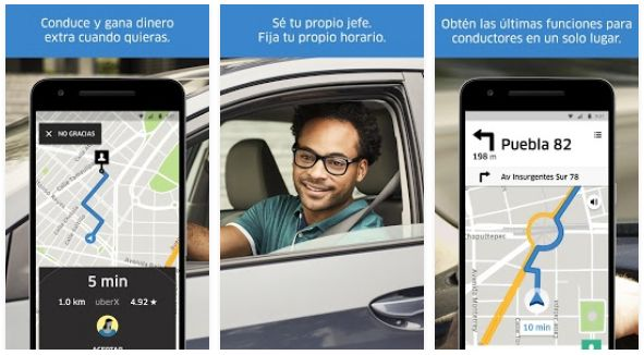 descargar uber driver