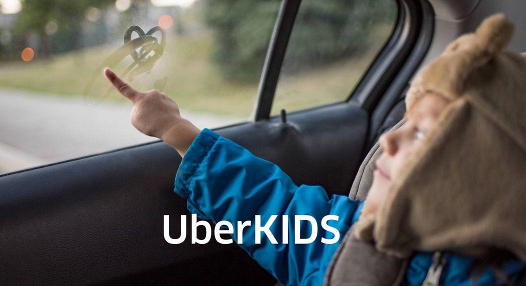 uberkids en uber